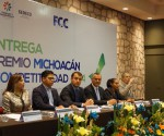 15° Entrega del Premio Estatal a la Competitividad Michoacán 2014