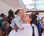 Inaugura Gobernador Obras por un Monto de 56 mdp en Pátzcuaro y Huiramba
