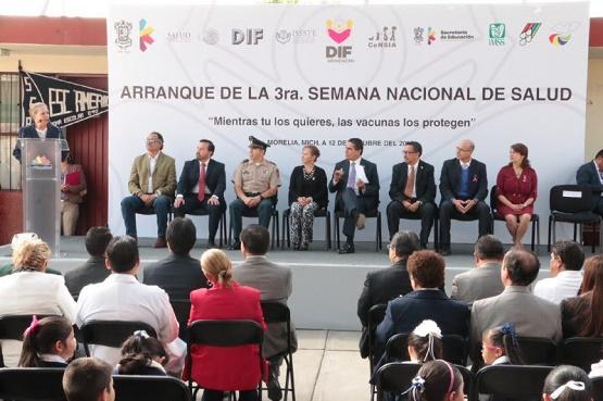 El Ayuntamiento de Morelia, Comprometido con la Salud de la Ciudadanía