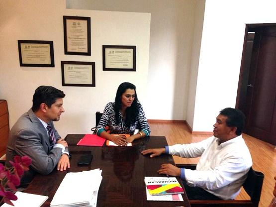 Secretarías de Pueblos Indígenas, Cultura y Turismo, por Definir Agenda Común de Trabajo en Favor de Grupos Étnicos