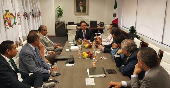 Intensifica Silvano Aureoles Trabajo de Gestión Para Incrementar el Presupuesto de Michoacán