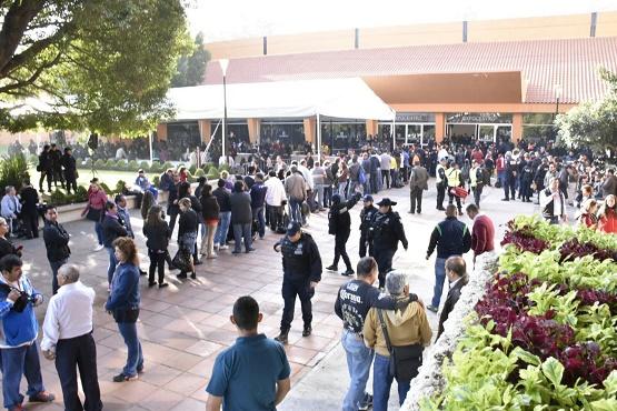 Miles de Profesores Aplicaron Examen de Evaluación Docente en Michoacán