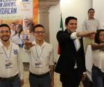Elijen Jóvenes Panistas a Nuevo Secretario de Acción Juvenil