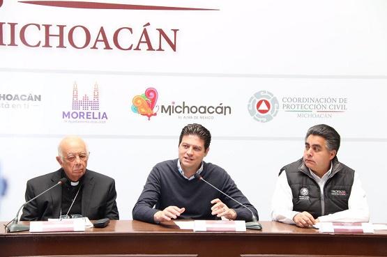 Michoacán y Morelia, Listos Para la Visita del Papa Francisco