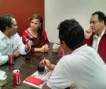 Decide Rocío Santos por la Unidad del PRI en Morelia
