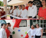 """Inaugura Salvador Jara Guardería de La Huacana, """"una de las 2 mil Obras que Estaban en el Abandono"""""""