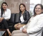 Fabiola Alanís se Reúne con Presidenta de la Comisión de Equidad de Género