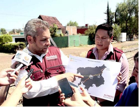 63 mil Habitantes de las Zonas Suburbanas de Morelia, se Verían Beneficiados por el Metrobus Alfredo Ramírez Bedolla