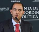 Exigimos Transparencia en la Contratación de Deuda Pública: Marko Cortés Mendoza