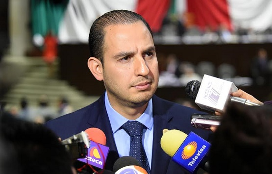 En un Contexto Difícil Para el País, los Diputados Federales del PAN, Estamos Listos Para Impulsar las Leyes que México Necesita: Dip. Marko Cortés
