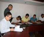 Firma Convenio Gobierno del Estado en pro de la Tortuga Marina