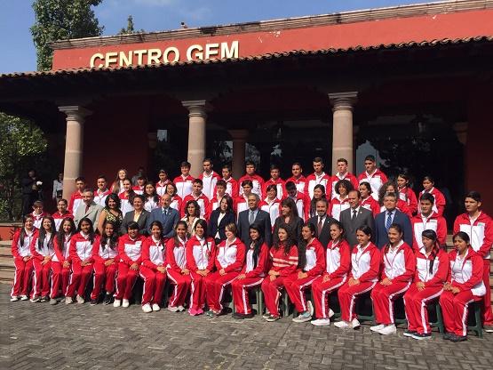 COBAEM Reconoce el Talento de Estudiantes Michoacanos