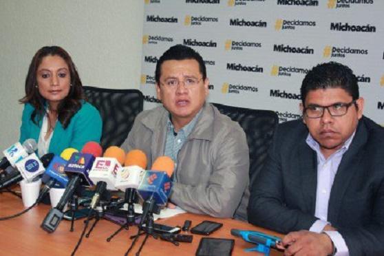 Denuncia PRD Complicidad de Autoridades con 'Mapacherías Electorales'
