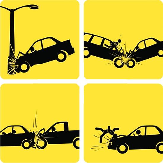 Accidente Atropellado Choque