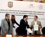 Acuerdo Morelia CFE