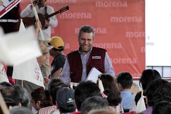 No Abonará a la Democracia el que no Haya Debate Entre Candidatos a la Alcaldía: Alfredo Bedolla
