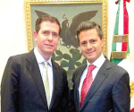 Alfredo Castillo Enrique Peña