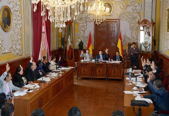Aprueba Cabildo de Morelia Integración de Comisiones Ordinarias y Especiales