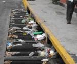 Basura en las Calles, el Mayor Conflicto en Temporada de Lluvias