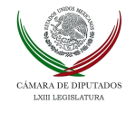 Cámara de Diputados LXIII