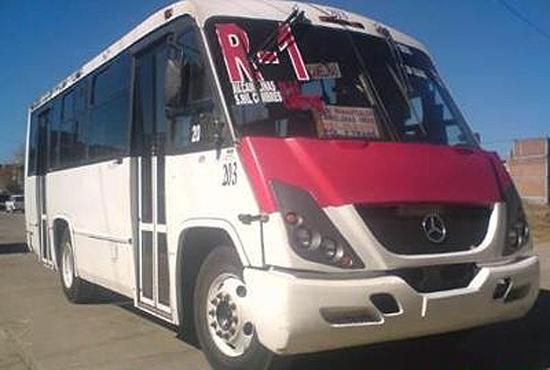 Camión Trasnporte Público