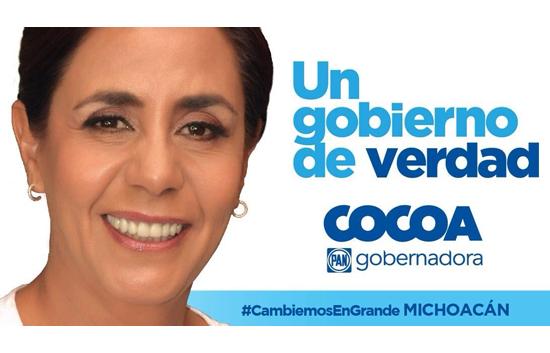 Cocoa Campaña Banner