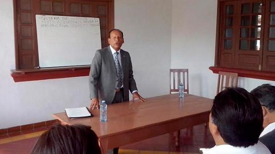 Comunidad Jurídica y Ciudadanía de Jiquilpan Reciben Conferencia Sobre el Nuevo Sistema de Justicia Penal