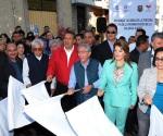 Con Apoyo del Gobierno Estatal, Inician Terceras Etapas en Avenida Periodismo y Calzada Juárez