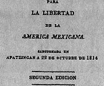 Constitucion de Apatzingan