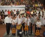 """Coro y Orquesta """"Suma de Voluntades"""" Realizará Gira en la República Mexicana Osorio Chong"""