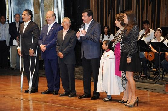 Michoacán Vuelve a Conquistar Bellas Artes