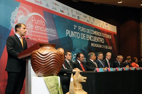 Michoacán se Mantendrá Este año en los Primeros Lugares de Crecimiento Económico a Nivel Nacional, Asegura Gobernador