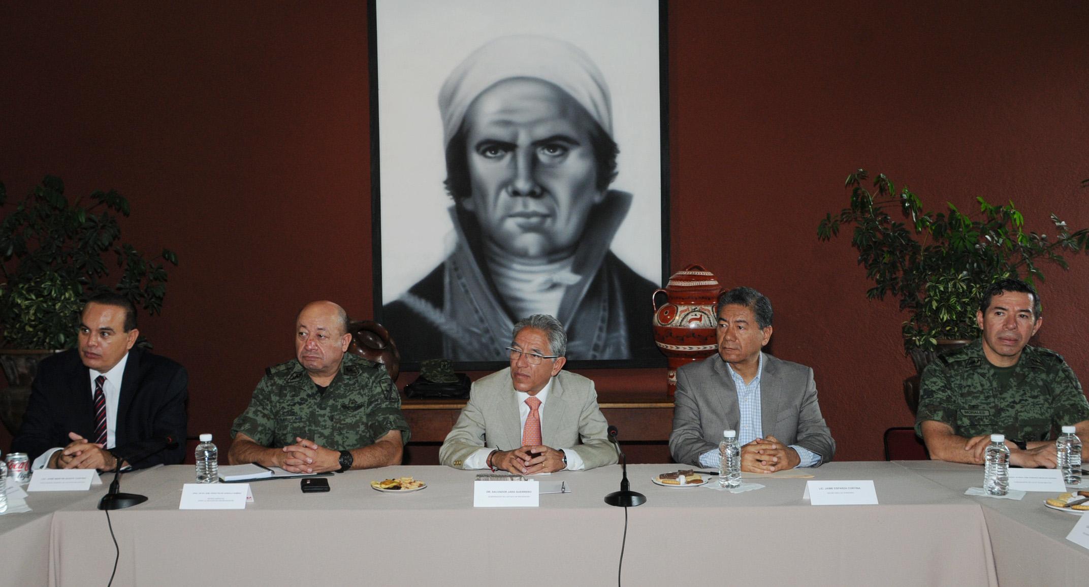 Acuerda Grupo de Coordinación Michoacán Instalar Centro de Mando Para dar Seguimiento a la Jornada Electoral
