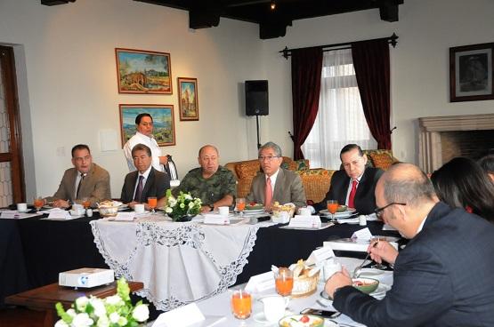 Michoacán Cuenta con una Procuraduría Fortalecida y Sólida: Jaime Rodríguez