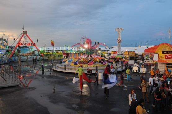 La Expo Feria Michoacán 2015 Abre sus Puertas al Público
