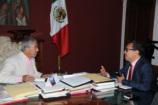 Gobernador Atiende Pendientes con Titulares de Secretarías de Cara al Cierre de la Administración Estatal