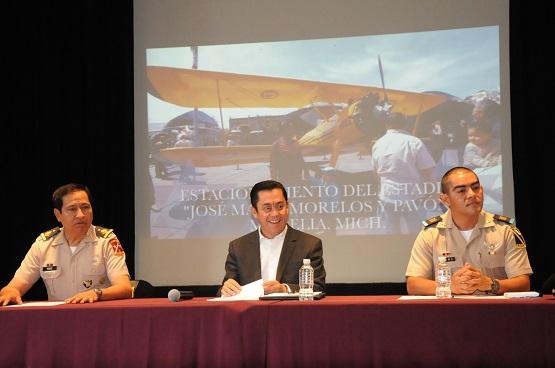 350 mil Personas Visitaron la Exposición de las Fuerzas Armadas