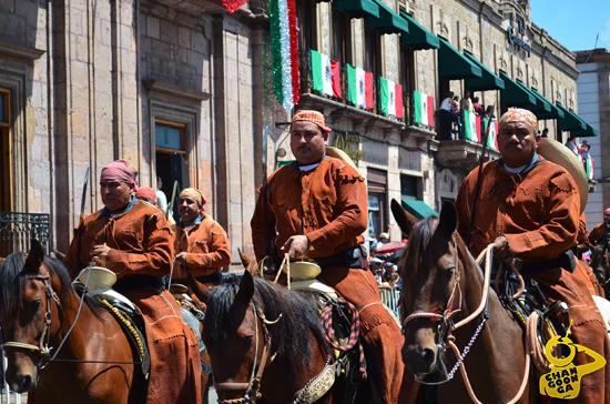 Desfile Morelos