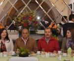 Diputados Locales Definen una Agenda Común de Gestión con el CEN Tricolor