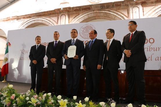 Gobernaré Para Todas y Todos los Michoacanos sin Distingo: Silvano Aureoles