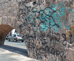 Grafiti Acueducto