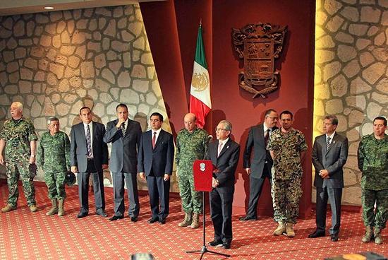 Grupo de Coordinación Michoacán