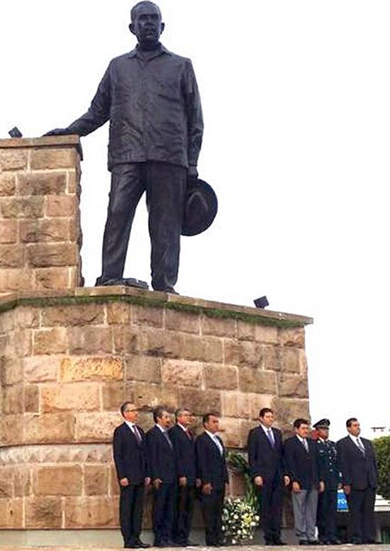 Homenaje Lázaro Cardenas 2015
