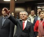 Ajustarse a la Realidad Económica de la Entidad, Pide Diputado José Guadalupe Ramírez a Organizaciones de Trabajadores