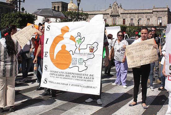 Manifestación Salud