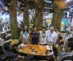 Mantendrá SECTUR Federal Apoyo Para el Crecimiento Turístico de Michoacán: CRM