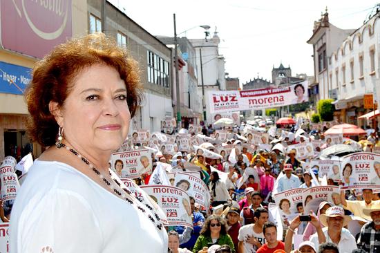 María de la Luz Morena