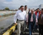 SEPSOL Entrega Apoyos a Municipios Afectados por la Contingencia Climatológica