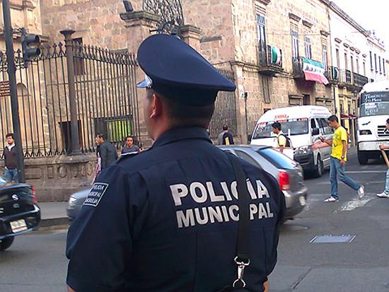 Policía Morelia