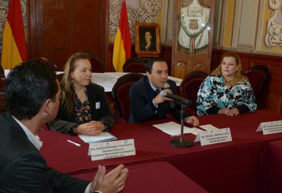 Respalda Ayuntamiento Acciones Para Blindar a Morelia de Afectaciones por Cambio Climático